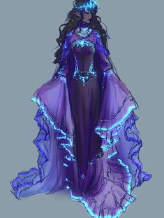 Fantasy characters · elf clothes · dragon rpg · i love the luminous idea would make a pretty painting drawing clothes, dress drawing, Fantasy Character Design, Character Design Inspiration, Character Art, Character Makeup, Dress Drawing, Drawing Clothes, Outfit Drawings, Fantasy Gowns, Fantasy Art
