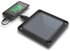 Eton NBOSO50000GR BoostSolar – 5000 mAh Lithium Backup Battery Pack – Charges Smartphones and Tablets (Green)