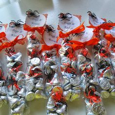 Amazing Bugs And Kisses   Halloween Treat For The Classroom