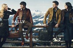 Bally ad - Fall 2012