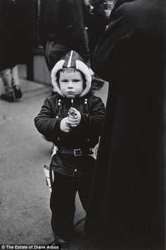 Photographer Diane Arbus captured America in the 1950s | Daily Mail Online