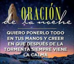 Oracion.
