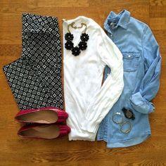 lindos-outfits-casuales-para-copiar-8 - Curso de Organizacion del hogar