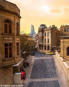 Icerisheher, Baku