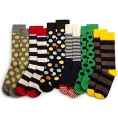 Big Dot Men's Socks