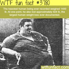 And I can't lose 20 lbs, smh WTF Facts : funny, interesting & weird facts Wow Facts, Wtf Fun Facts, True Facts, Funny Facts, Strange Facts, Random Facts, Crazy Facts, Weird History Facts, Random Trivia