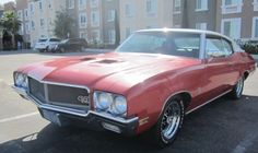 This 1970 Buick GS455 hardtop coupe is described as having original paint and interior, factory rally wheels, stock exhaust and factory air. These cars can be an interesting alternative to a big-block Chevelle and this one still wears both blue California plates from when new. Find it here on Craigslist in Victorville, California for $17,500.