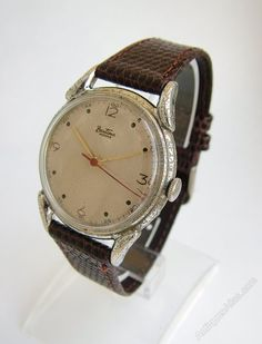 Gents 1950s Bentima Star wrist watch