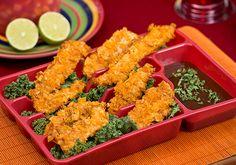 BBQ Potato Chip Chicken Tenders - recipe from FamilyDollar.com