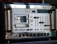 Nakamichi 1000ZXL LIMITED Computing Cassette Deck - Environ 19000,00 euro
