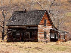 Antique Log Homes - Bing Images