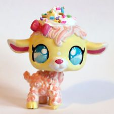 Love this ice cream lamb (or sheep)!!!!