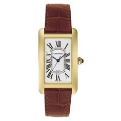 W2603556 Cartier Tank Americaine ($12,500) ❤ liked on Polyvore