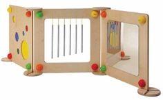 Baby und Kita Spielzeug Babycube, Baby Wandspiele, Baby Parcour - Kinderspielstation RELOKidzz