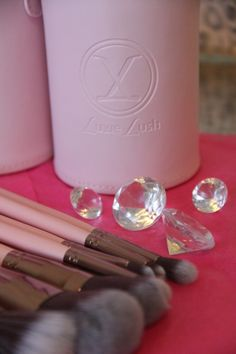 Kissable Complexions...amazing and affordable high quality makeup brushes:  Luxie Lush <3