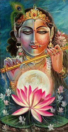 Paramchaintanya Men — danielwamba: Radha KrishnaThis is a composite...