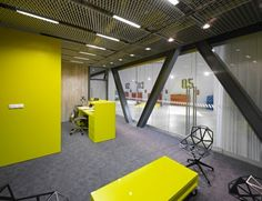 Office & Garage for a car collector in Poznan by Ultra Architects