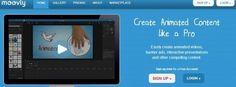 Moovly, crea contenido animado fácilmente y con excelentes resultados