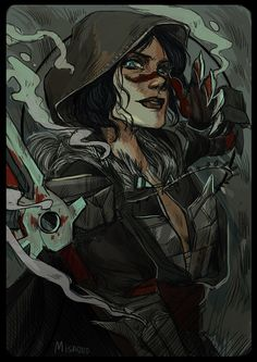 misa0o0:  Hawke card for inquisition multiplayer с: