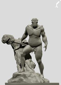 Creature, Arkadiusz Woźniak on ArtStation at https://www.artstation.com/artwork/creature-cae0d48a-faa0-431f-8d5f-3351ba531e5d