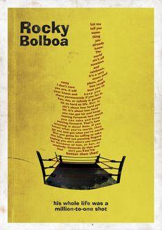 Rocky Balboa by Me, Myself and I