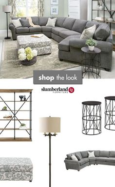 Shop This Living Room Look. Family Room Furniture, Dream Furniture,  Furniture Ideas,