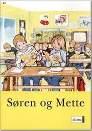Søren og Mette af Knud Hermansen, ISBN 9788723956439