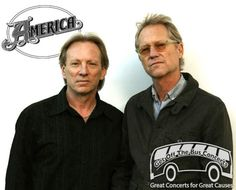 "01 19 2016 The year 2015 marks the 45th Anniversary of perennial classic-rock favorite, America. Founding members, Gerry Beckley and Dewey Bunnell (along with former band mate Dan Peek) met in high school in London in the late 1960s and quickly harmonized their way to the top of the charts on the strength of their signature song ""A Horse With No Name"". Forty plus years later, these friends are still making music together, touring the world and thrilling audiences with their timeless sound."