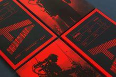 Identity for the 3rd International Digital ArtBiennialand the 2016Elektra Festival, Montreal, Canada.