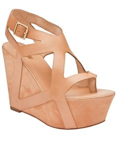 pink wedges....if only i were short