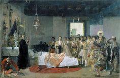 Pintores Sevillanos: José Villegas Cordero - TrianartsTrianarts