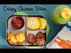 Crispy Chicken Bites - Healthy Chicken Recipes - Weelicious