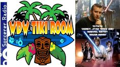 WDW Tiki Room: December 19, 2014 – Star Wars and Disney artist Brian Rood