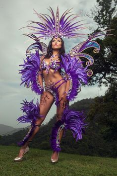 Gearing Up For PASSION CARNIVAL, Trinidad 2015  #carnival #trinidad #travel #caribbean #carnival2015