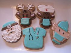 the cutiest surgery cookies ever