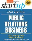 Start Your Own Public Relations Business (StartUp Series) - http://www.learnsale.com/sales-training/negotiating-training/start-your-own-public-relations-business-startup-series/