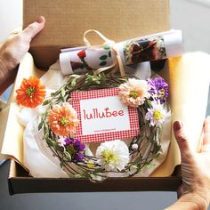 lullubee Craft of the Month Club - Monthly Subscription — DIY Craft Kits & Monthly Craft Boxes by lullubee $34
