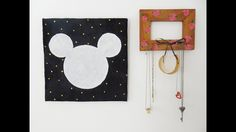 DIY Mickey Mouse Home Décor