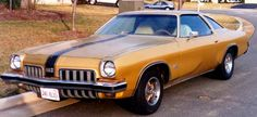 What my first NEW car looked like. 1973 Olds 442.