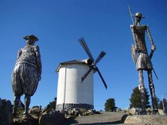 Don Quijote - Tandil - Buenos Aires
