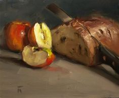 25 cm x 30 cm, Oil I received advice from the grand master. He said I should work on limited series to improve specific aspects of my . Art Thomas, Still Life Fruit, Dutch Golden Age, Food Painting, Fine Art Auctions, Painting Still Life, Modern Artists, Fruit And Veg, Fine Art Gallery