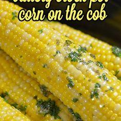 Crock Pot Corn on the Cob – Recipes That Crock! Crock Pot Corn on the Cob Crock Pot Corn, Crock Pot Slow Cooker, Crock Pot Cooking, Slow Cooker Recipes, Crockpot Recipes, Cooking Recipes, Crock Pots, Corn Recipes, Side Dish Recipes