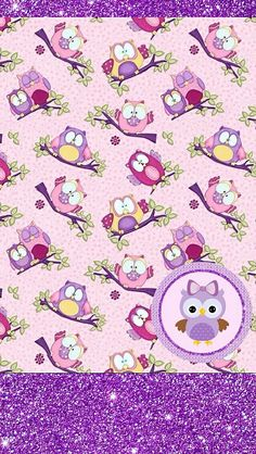 iCandy Cute Owls Wallpaper, Matching Wallpaper, Couple Wallpaper, Cute Wallpaper Backgrounds, Cute Wallpapers, Owl Clip Art, Owl Art, Cellphone Wallpaper, Iphone Wallpaper