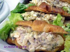 Primeros - Ensalada  Ensaladilla de pollo Delaware