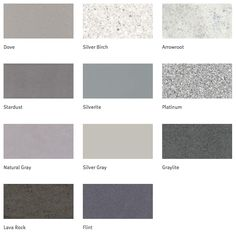 Dupont Corian Grays Countertops Colors Solid Surface Kitchen Tips