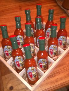 Bruce's Ghost Pepper Hot Sauce - Buy-It-Now 1/2 case or full case available @ www.brucesghostpepperz.com