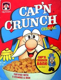 No better cereal.  Ever.