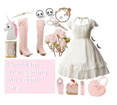 """Babygirl"" by steampunk-cat ❤ liked on Polyvore featuring Miss Selfridge"