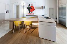 Appartamento sul fiume, Turin, 2015 - deamicisarchitetti