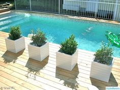 altanbygge,krukor,altan,pool,veranda